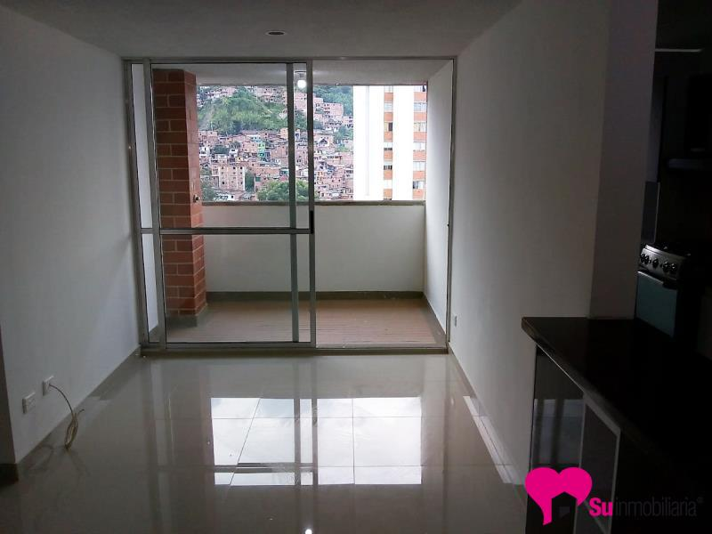 Apartamento en Arriendo en ITAGUI - 6644 Suramericana de arrendamientos