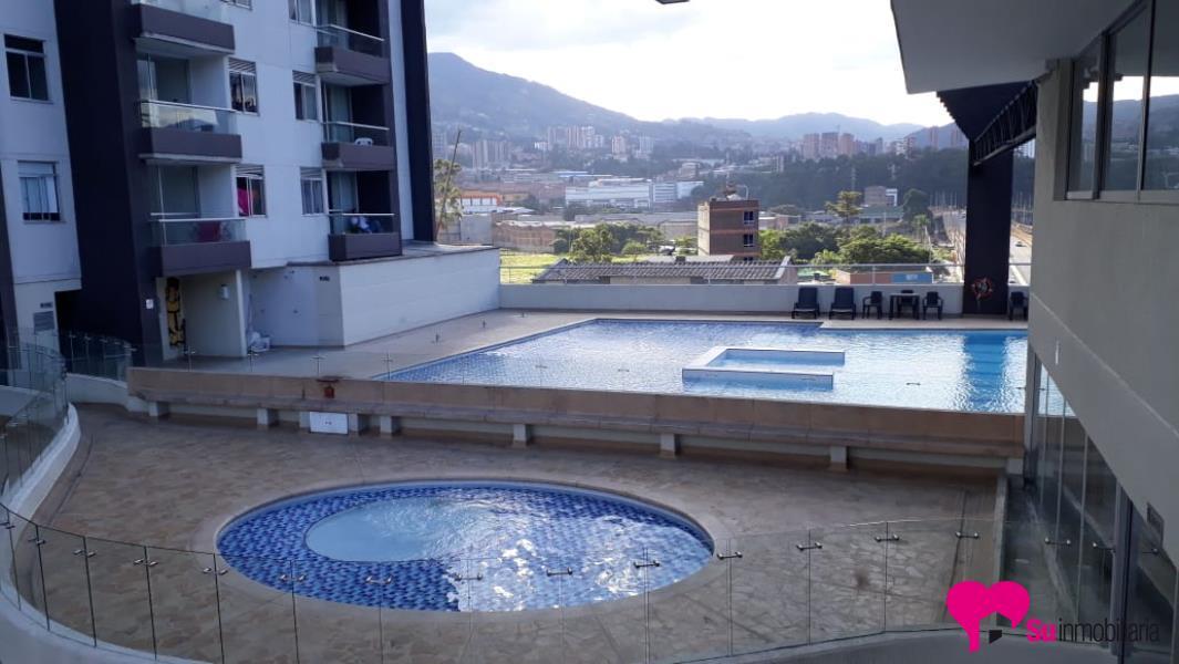 Apartamento en Arriendo en SABANETA - 6771 Suramericana de arrendamientos