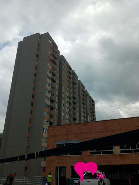 Apartamento en Arriendo en ITAGUI - 6878 Suramericana de arrendamientos
